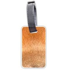 Chow Chow Eyes Luggage Tags (Two Sides)