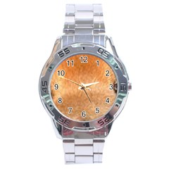 Chow Chow Eyes Stainless Steel Analogue Watch