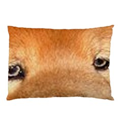 Chow Chow Eyes Pillow Case (Two Sides)