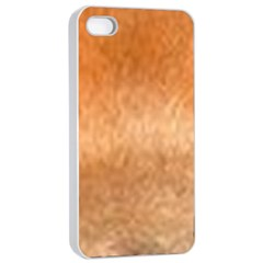 Chow Chow Eyes Apple iPhone 4/4s Seamless Case (White)