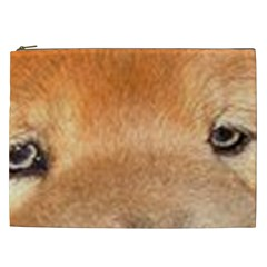 Chow Chow Eyes Cosmetic Bag (XXL)