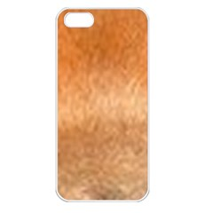 Chow Chow Eyes Apple iPhone 5 Seamless Case (White)