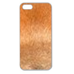 Chow Chow Eyes Apple Seamless iPhone 5 Case (Clear)