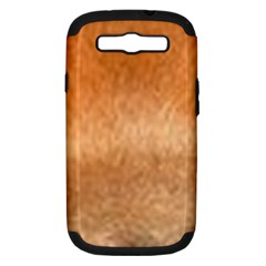 Chow Chow Eyes Samsung Galaxy S III Hardshell Case (PC+Silicone)