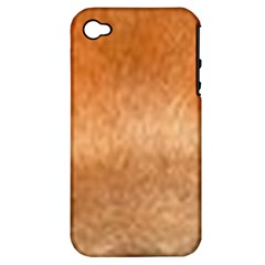 Chow Chow Eyes Apple iPhone 4/4S Hardshell Case (PC+Silicone)