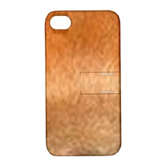 Chow Chow Eyes Apple iPhone 4/4S Hardshell Case with Stand