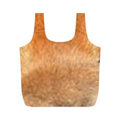 Chow Chow Eyes Full Print Recycle Bags (M)