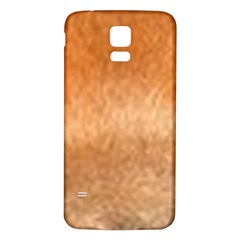 Chow Chow Eyes Samsung Galaxy S5 Back Case (White)