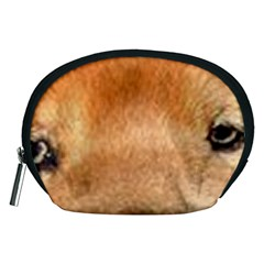 Chow Chow Eyes Accessory Pouches (Medium)