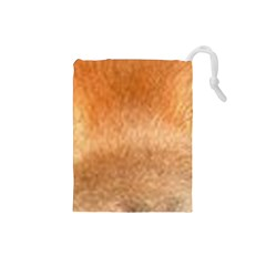 Chow Chow Eyes Drawstring Pouches (Small)
