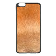 Chow Chow Eyes Apple iPhone 6 Plus/6S Plus Black Enamel Case