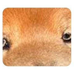 Chow Chow Eyes Double Sided Flano Blanket (Small)