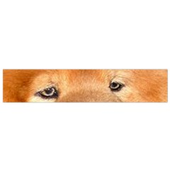 Chow Chow Eyes Flano Scarf (Small)