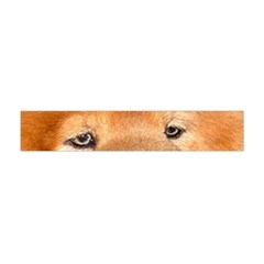 Chow Chow Eyes Flano Scarf (Mini)