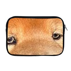 Chow Chow Eyes Apple MacBook Pro 17  Zipper Case