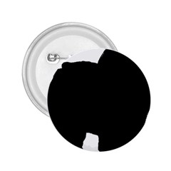Chow Chow Silo Black 2.25  Buttons