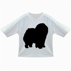 Chow Chow Silo Black Infant/Toddler T-Shirts