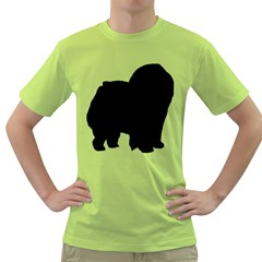 Chow Chow Silo Black Green T-Shirt