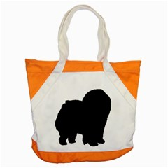 Chow Chow Silo Black Accent Tote Bag