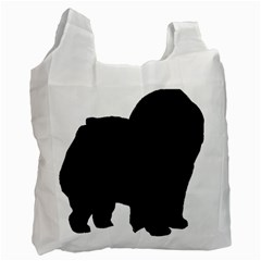 Chow Chow Silo Black Recycle Bag (Two Side)