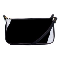 Chow Chow Silo Black Shoulder Clutch Bags
