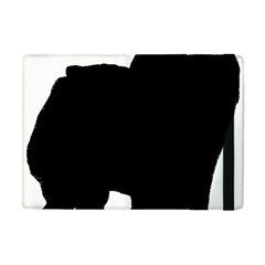 Chow Chow Silo Black Apple iPad Mini Flip Case