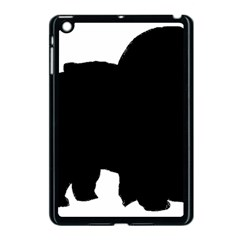 Chow Chow Silo Black Apple iPad Mini Case (Black)
