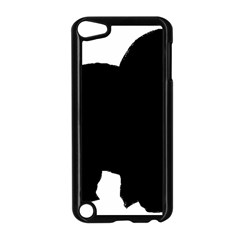 Chow Chow Silo Black Apple iPod Touch 5 Case (Black)