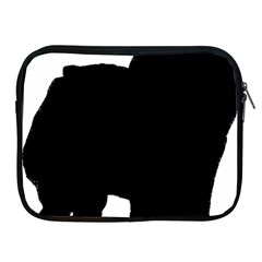 Chow Chow Silo Black Apple iPad 2/3/4 Zipper Cases
