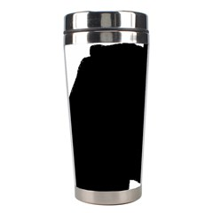 Chow Chow Silo Black Stainless Steel Travel Tumblers