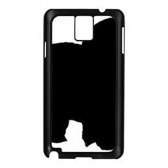 Chow Chow Silo Black Samsung Galaxy Note 3 N9005 Case (Black)