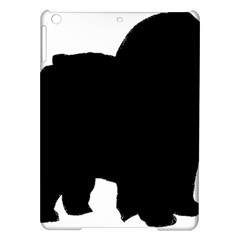 Chow Chow Silo Black iPad Air Hardshell Cases