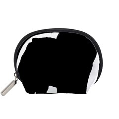 Chow Chow Silo Black Accessory Pouches (Small)