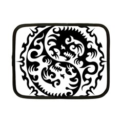 Ying Yang Tattoo Netbook Case (Small)