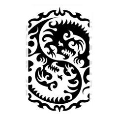 Ying Yang Tattoo Memory Card Reader
