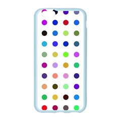 Circle Pattern  Apple Seamless iPhone 6/6S Case (Color)
