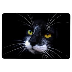 Face Black Cat iPad Air 2 Flip