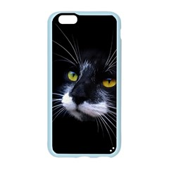 Face Black Cat Apple Seamless iPhone 6/6S Case (Color)