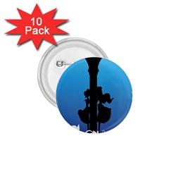 Strawberry Panic 1.75  Buttons (10 pack)