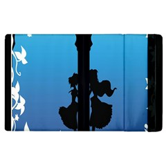 Strawberry Panic Apple iPad 2 Flip Case