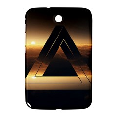 Triangle Penrose Clouds Sunset Samsung Galaxy Note 8.0 N5100 Hardshell Case