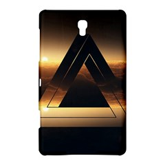 Triangle Penrose Clouds Sunset Samsung Galaxy Tab S (8.4 ) Hardshell Case
