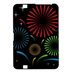 Fireworks With Star Vector Kindle Fire HD 8.9