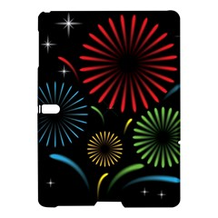 Fireworks With Star Vector Samsung Galaxy Tab S (10.5 ) Hardshell Case