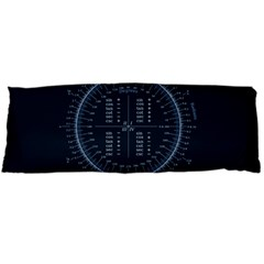 Minimalistic Knowledge Mathematics Trigonometry Body Pillow Case (Dakimakura)