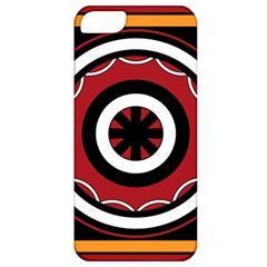 Toraja Pattern Pa barre Allo Apple iPhone 5 Classic Hardshell Case