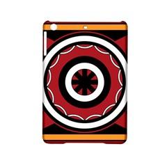Toraja Pattern Pa barre Allo iPad Mini 2 Hardshell Cases
