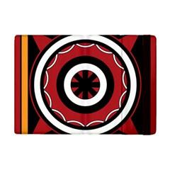 Toraja Pattern Pa barre Allo iPad Mini 2 Flip Cases