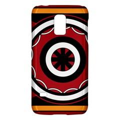 Toraja Pattern Pa barre Allo Galaxy S5 Mini