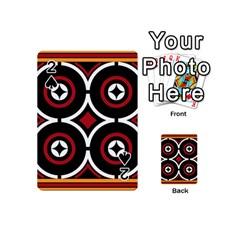 Toraja Pattern Ne limbongan Playing Cards 54 (Mini)